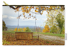 Swing With A View Carry-all Pouch