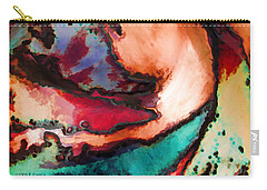 Carry-all Pouch featuring the photograph Swirl by Kenny Francis