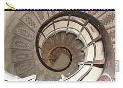 Carry-all Pouch featuring the photograph Swirls by Tiffany Erdman