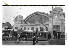 Swiss Railway Station Carry-all Pouch