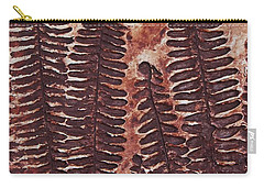 Sword Fern Fossil Carry-all Pouch