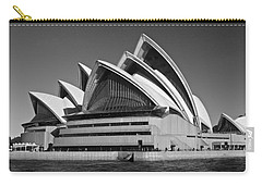 Sydney Opera House Carry-all Pouch by Venetia Featherstone-Witty