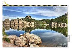 Sylvan Lake Reflections 2 Carry-all Pouch