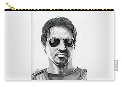 Sylvester Stallone - The Expendables Carry-all Pouch