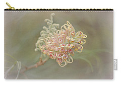 Carry-all Pouch featuring the photograph Sylvia by Elaine Teague
