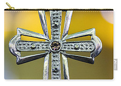 Symbol Of Faith Carry-all Pouch