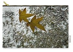 Symbols Of Autumn  Carry-all Pouch