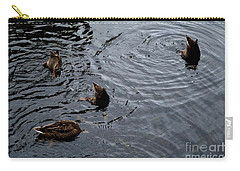 Synchronised Swimming Team Carry-all Pouch