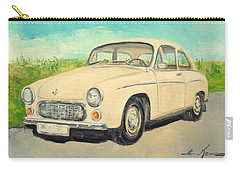 Syrena 105 - Polish Car Carry-all Pouch