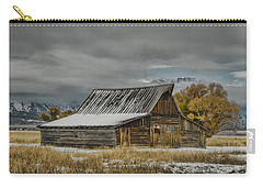 T. A. Moulton's Barn Carry-all Pouch