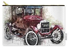 The 1926 Ford Model T Carry-all Pouch