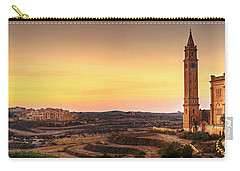 Ta Pinu And Gharb Carry-all Pouch by Ian Good