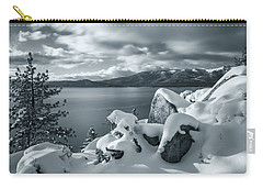Tahoe Wonderland Carry-all Pouch by Jonathan Nguyen