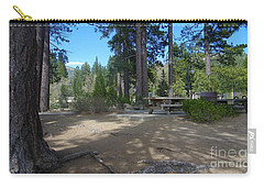 Carry-all Pouch featuring the photograph Tahoe's Summer Invitation by Bobbee Rickard
