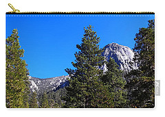 Tahquitz Rock - Lily Rock Carry-all Pouch