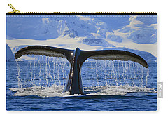 Tails From Antarctica Carry-all Pouch