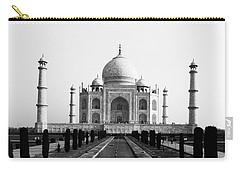 Taj Mahal Bw Carry-all Pouch