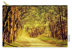Carry-all Pouch featuring the photograph Take Me Home by Wallaroo Images