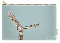Take Off Carry-all Pouch by Heather King