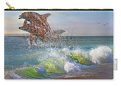 Taken For Granted Carry-all Pouch by Betsy Knapp