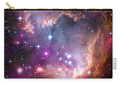 Carry-all Pouch featuring the  Taken Under The Wing Of The Small Magellanic Cloud by Paul Fearn