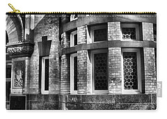 Carry-all Pouch featuring the photograph Takin It To Da Bank  by Robert McCubbin
