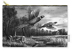 Taking Flight  Carry-all Pouch by Peter Piatt