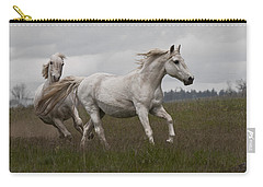 Carry-all Pouch featuring the photograph Talegating 5924 by Wes and Dotty Weber