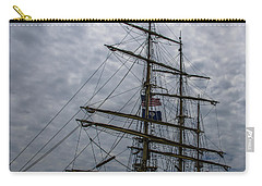 Sailing The Clouds Carry-all Pouch by Dale Powell