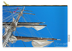 Tall Ship Yards Carry-all Pouch