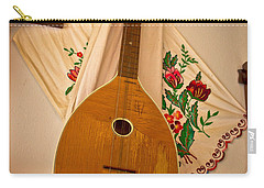 Tamburica Croatian Traditional Music Instrument Carry-all Pouch