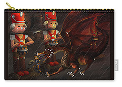 Tammy And The Korgoyle Carry-all Pouch