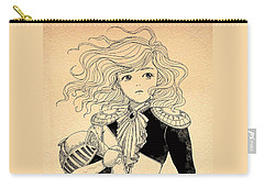 General Tammy Wurtherington Portrait Carry-all Pouch