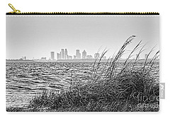 Tampa Across The Bay Carry-all Pouch by Marvin Spates