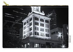 Tampa's Old City Hall Carry-all Pouch by Marvin Spates