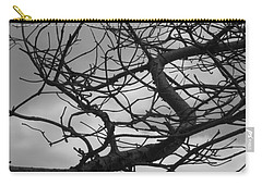 Tangled By The Wind Carry-all Pouch