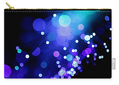 Tangled Up In Blue Carry-all Pouch