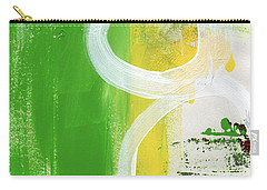 Tango- Abstract Painting Carry-all Pouch