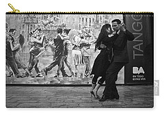 Tango Dancers In Buenos Aires Carry-all Pouch