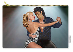 Tango - The Passion Carry-all Pouch by Glenn Holbrook