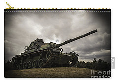 Tank World War 2 Carry-all Pouch