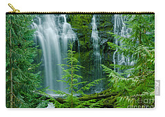 Pacific Northwest Waterfall Carry-all Pouch