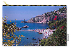 Taormina Beach Carry-all Pouch by Dany Lison
