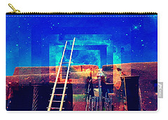 Taos Dreams Come True Carry-all Pouch