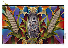 Tapestry Of Gods - Chicomecoatl Carry-all Pouch