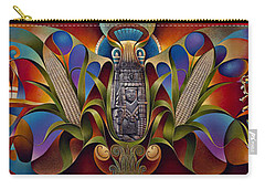 Tapestry Of Gods Carry-all Pouch