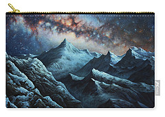 Tapestry Of Time Carry-all Pouch