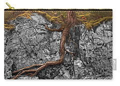 Taproot Carry-all Pouch by Mary Jo Allen