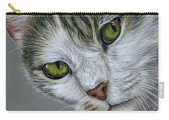 Tara Cat Art Carry-all Pouch