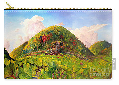 Taro Garden Of Papua Carry-all Pouch